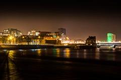 Limericklichten Stock Foto