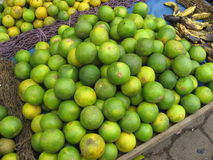 Limes 1. Limes for Sale Royalty Free Stock Photos