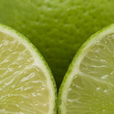 Limes. Abstract with limes, beautiful green Royalty Free Stock Images