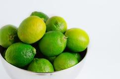 Limes stock image