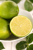 Limes. Royalty Free Stock Photography