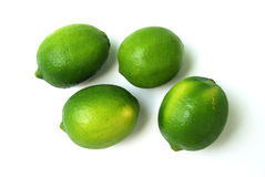 Limes. Lime is a term referring to a number of different fruits (generally citruses), both species and hybrids, which are typically round, green to yellow in Stock Photos