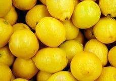 Limões Imagens de Stock Royalty Free