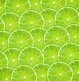 Limes Background Stock Photography