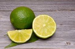 Limes citrus fruit Stock Photography