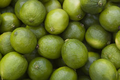 Limes at the Farmer's Market Stock Image