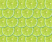 Limes fruit background Royalty Free Stock Photography