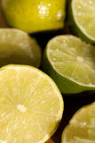 Limes landscape. Cross sections of limes with dramatic lighting Royalty Free Stock Photo