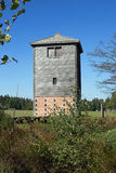 Limes watchtower at Vielbrunn Royalty Free Stock Photography