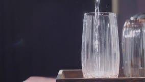 Limescale в воде видеоматериал