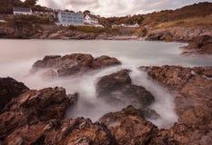 Limeslade zatoka Swansea Zdjęcie Stock