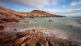 Limeslade zatoka Swansea Zdjęcia Royalty Free