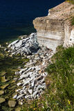 Limestone Banks Stock Photography