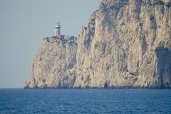 Limestone Cliffs - Capri Island - Italy Royalty Free Stock Photo