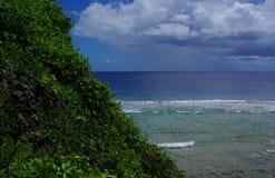 Limestone Coast, Niue Stock Image