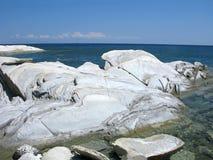 Limestone Stock Photo