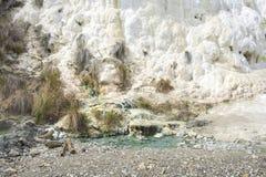 Limestone formation Stock Photos