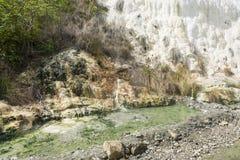 Limestone formation Stock Photo