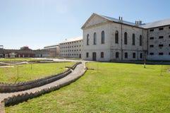 Limestone Fremantle Prison Royalty Free Stock Photo