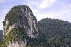 Limestone Hill, Malaysia stock photo