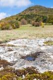 Limestone landscape Royalty Free Stock Photos