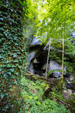 Limestone landscape Stock Image