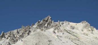 Limestone mountain in the Alps - Poschiavo, Switzerland Stock Image