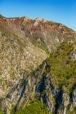 Limestone mountains Royalty Free Stock Photos