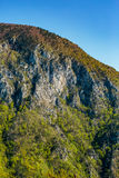Limestone mountains Stock Photos