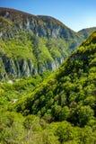 Limestone mountains Royalty Free Stock Photography