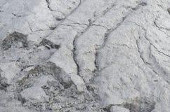Limestone powder. Lump of limestone powder. Texture of limestone powder Royalty Free Stock Photography
