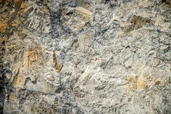 Limestone in Quarry Stock Photos