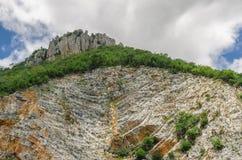 Limestone Quarry Stock Photos