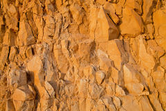 Limestone rock background Royalty Free Stock Photography
