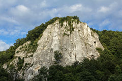 Limestone rock Stock Photos