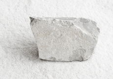 Limestone rock Royalty Free Stock Photos