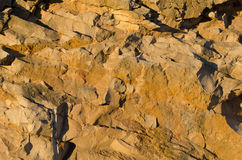 Limestone rock Stock Photo