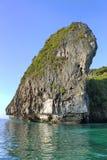 Limestone rock, Krabi Stock Image