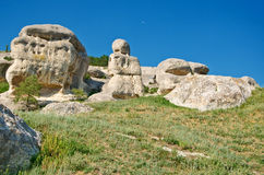 Free Limestone Rocks Royalty Free Stock Photos - 25649048
