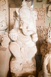 Limestone statue Bali Royalty Free Stock Photography