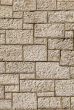 Limestone wall background. Stock Photo