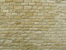 Limestone wall Royalty Free Stock Photography