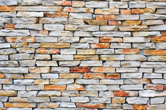 Limestone wall seamless Royalty Free Stock Photo