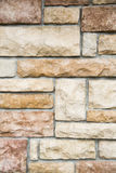 Limestone wall Stock Photography