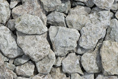 Limestones. Limestone texture, taken at northern Oland, Sweden Stock Photography
