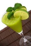 Limette folle de cocktail Photographie stock libre de droits