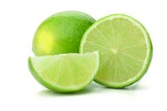 Limette mûre fraîche photo stock