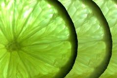 Limette verte Image libre de droits