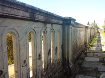 Limitado ao palácio velho Fotos de Stock Royalty Free