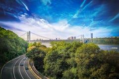 Limite di Brooklyn Fotografia Stock